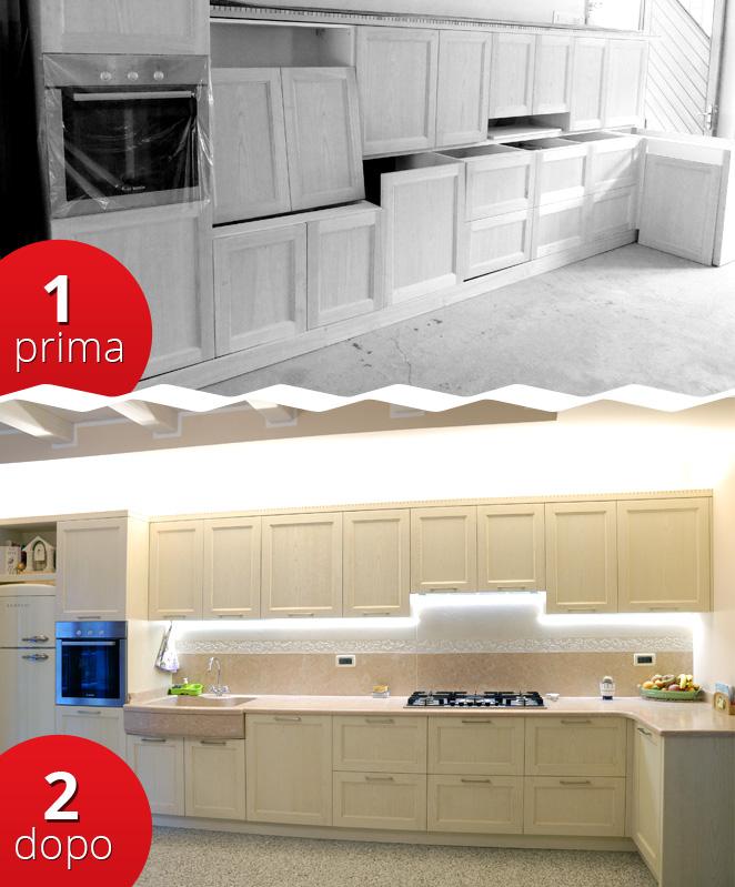 Produzione su misura di mobili, cucine, porte e serramenti in ...