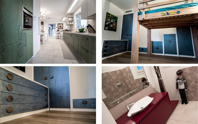 Produzione su misura di mobili cucine porte e serramenti - Progettazione mobili su misura ...